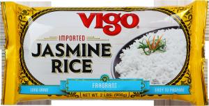 Arroz Jasmine (2 lbs.)