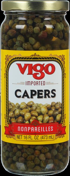 Alcaparras Vigo (16 oz.)