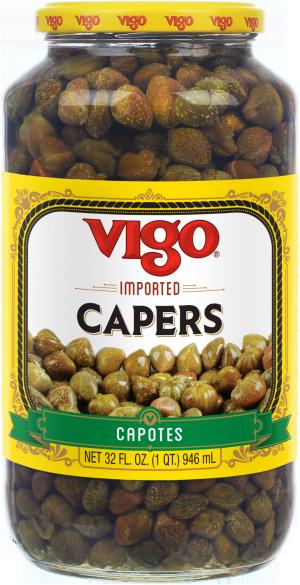 Alcaparras Vigo (32 oz.)