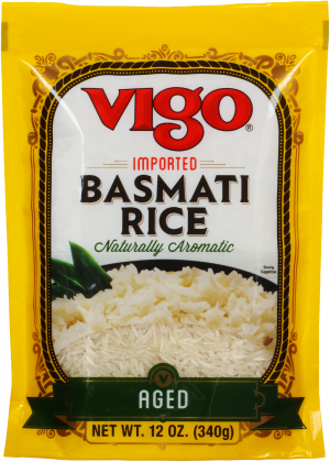 Arroz Basmati (12 oz.)