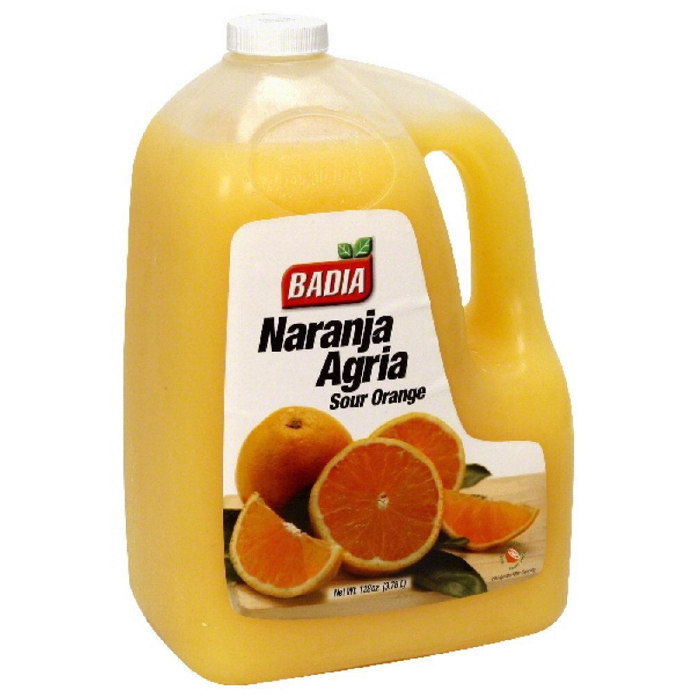 Naranja Agria (Galon)