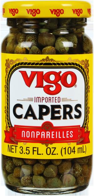 Alcaparras Vigo (3.5 oz.)